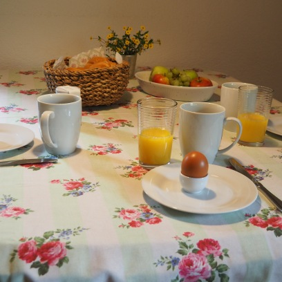 Frühstück am Älmele