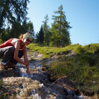 Wandern im Brandnertal (c) Joachim Stretz - ©Alpenregion Bludenz Tourismus GmbH